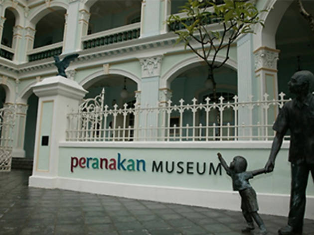 Singapore Night Festival at Peranakan Museum