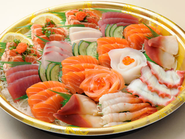 Kuriya Japanese Market Menu Makeover