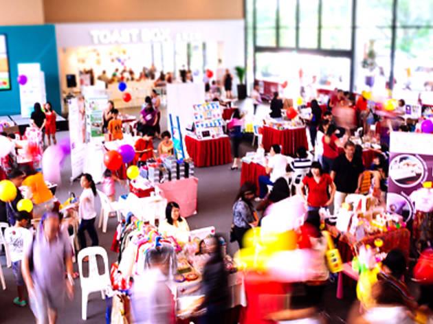 Mama's Bazaar 2014