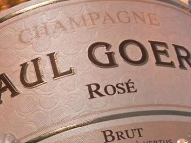 Paul Goerg Champagne Dinner