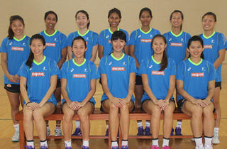 Mission Foods Asian Netball Championships 2014