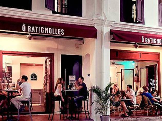 O Batignolles Unveils Brand New Wine Selection