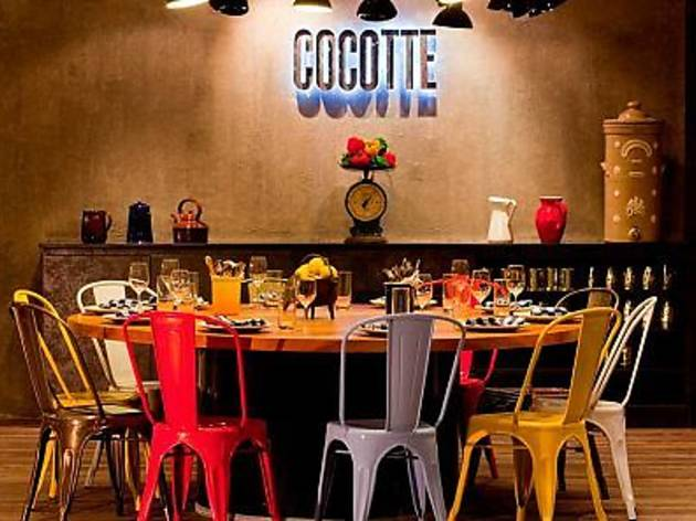 Cocotte South African Wine Dinner