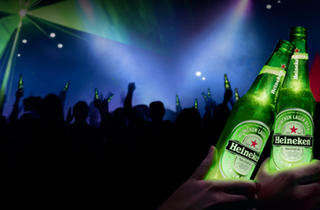 The Transporter: Heineken Green Room