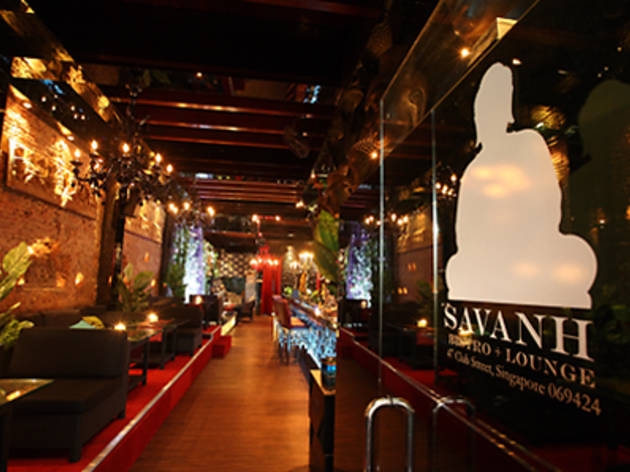 Beer Buffet at Savanh Bistro + Lounge