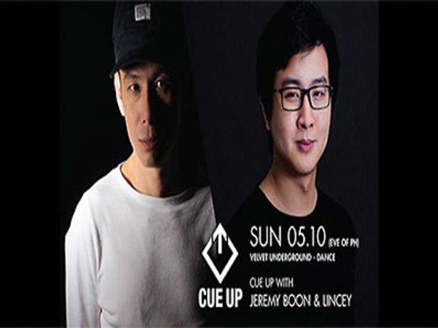 Cue Up!: Jeremy Boon & Lincey