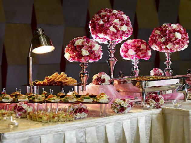 Grand Food Tasting by OC Weddings
