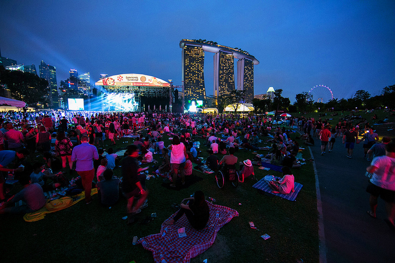 Guide to St Jerome's Laneway Festival Singapore