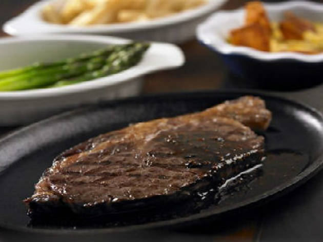 Bedrock's Birthday Steak Promo