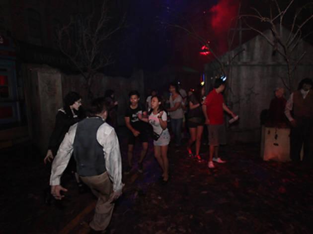 Halloween Horror Nights 4