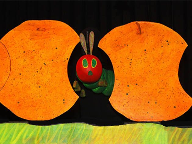 The Very Hungry Caterpillar & Other Eric Carle Favourites
