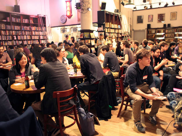 The best places for speed dating in NYC