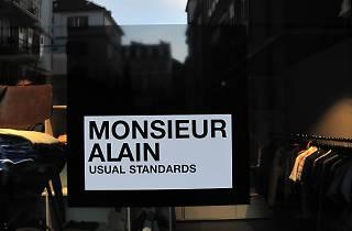 Monsieur Alain