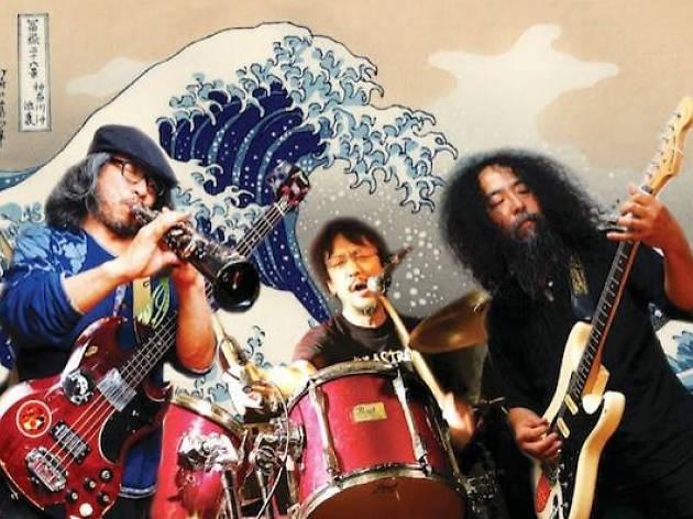 Japanese New Music Festival: Acid Mothers Temples SWR + Ruins Alone + Akaten + Zoffy + Zubi Zuva X + Psyche Bugyo (Tsuyama's Psychedelic Judgement) + Kawabata Makoto + Tsuyama Atsushi