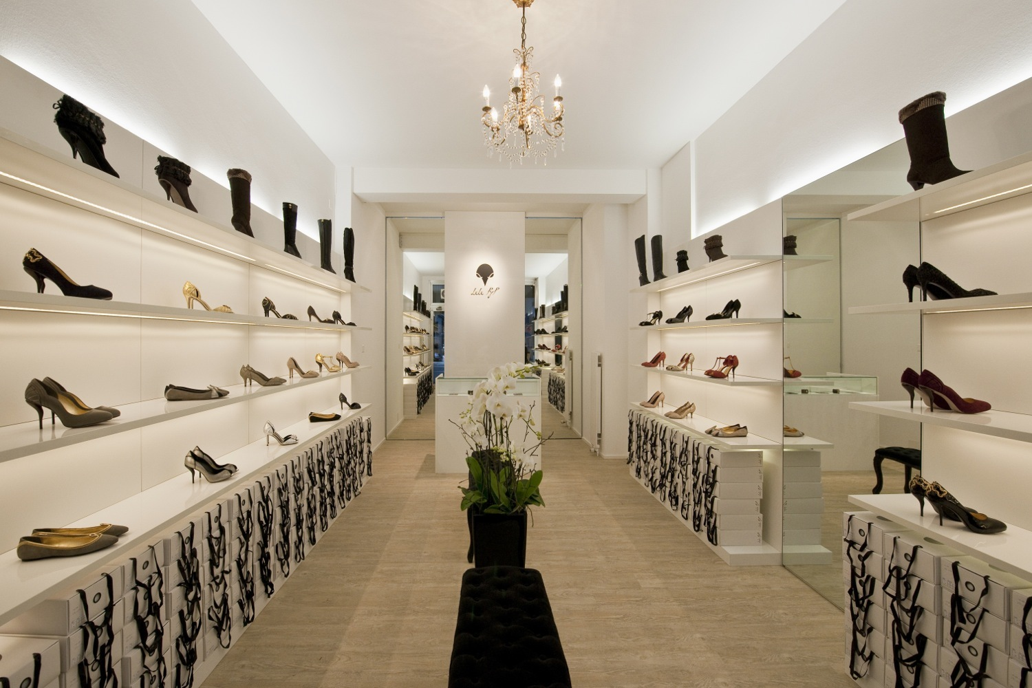 Lele Pyp shoe boutique Zurich