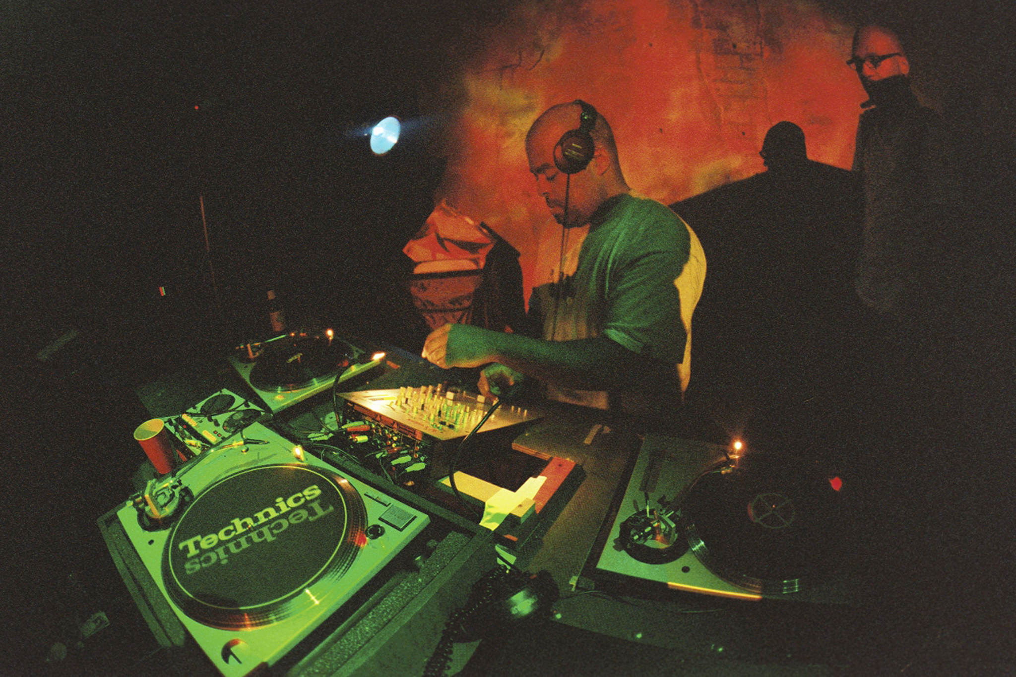 DJ Bone + Aurora Halal