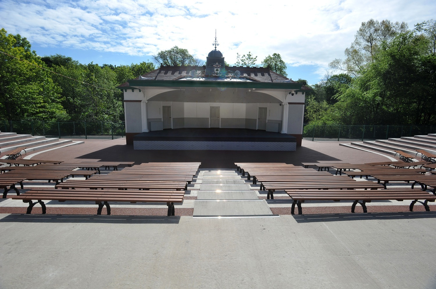 Kelvingrove Bandstand, Things to do, Glasgow