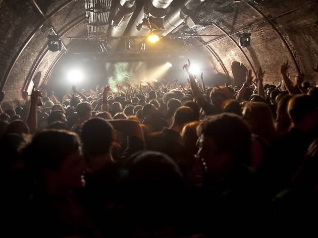 The Arches, Clubs, Music venues, Bars, Glasgow
