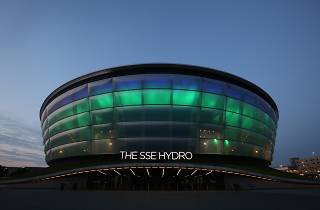 The SSE Hydro, Music venues, Glasgow