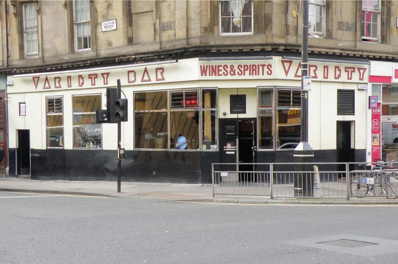 Variety, Bars, Glasgow