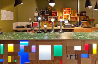 The Glad Café, Café, Bar, Music venue, Glasgow