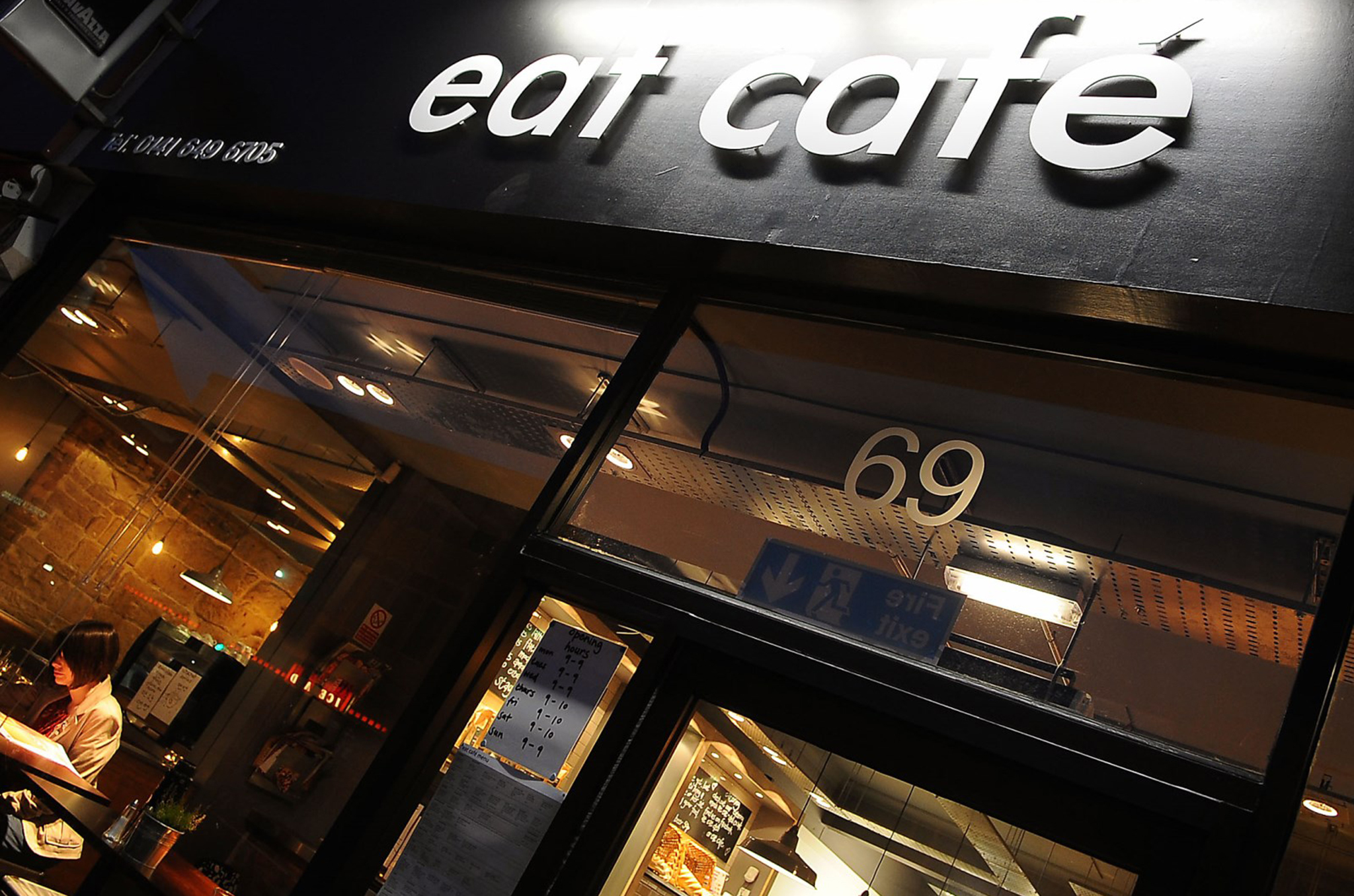 Eat Café, Brunches, Cafés, Glasgow