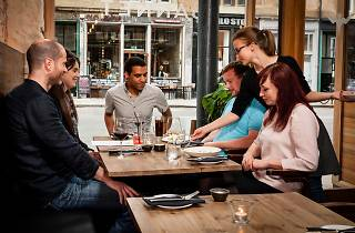 The Gannet, Restaurants, Glasgow