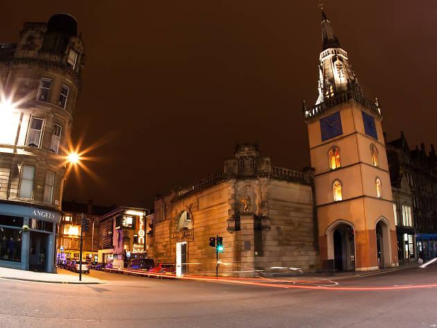 Tron Theatre, Theatres, Glasgow