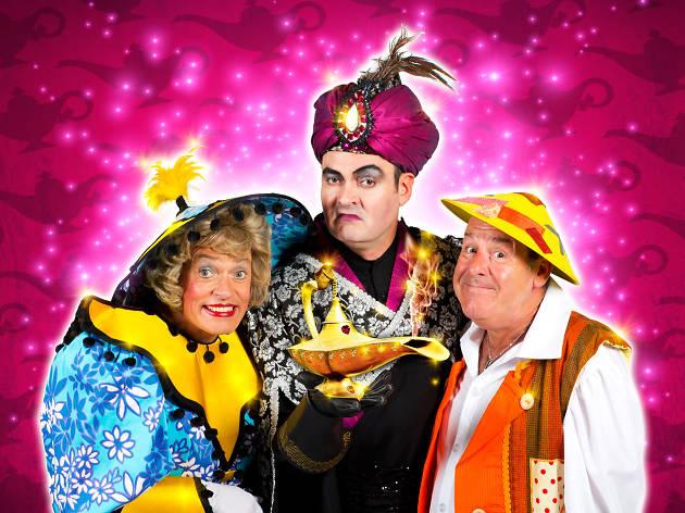 King's Panto 2014/15: Aladdin