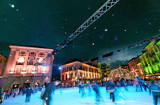 Live on ice, Locarno event, Time Out Switzerland