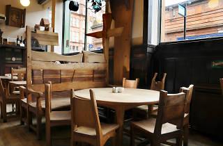 Cafe Gandolfi, Restaurants, Brunches, Glasgow