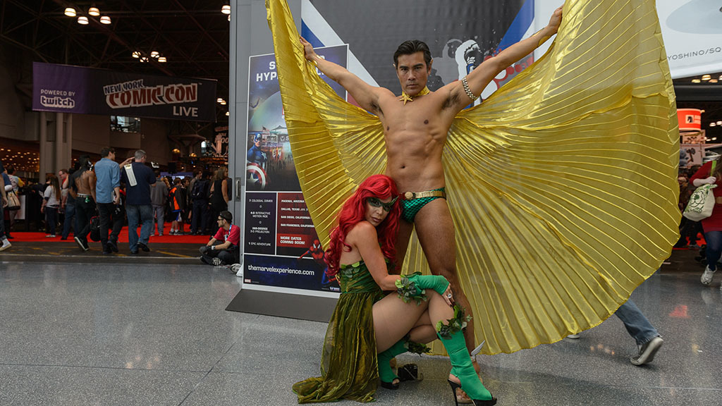 The best photos from New York Comic Con 2014 Day 1