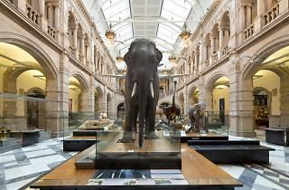 Kelvingrove Art Gallery and Museum, Art galleries, Museums, Glasgow