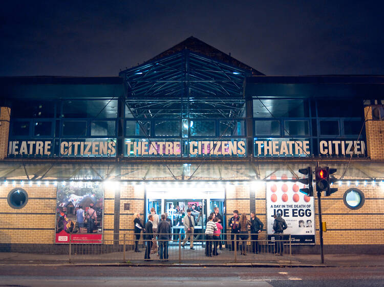 10 super-cool theatres in Glasgow