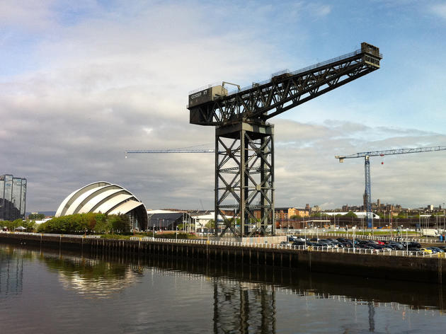 The Finnieston Crane and The Clyde, Things to do, Free, Glasgow