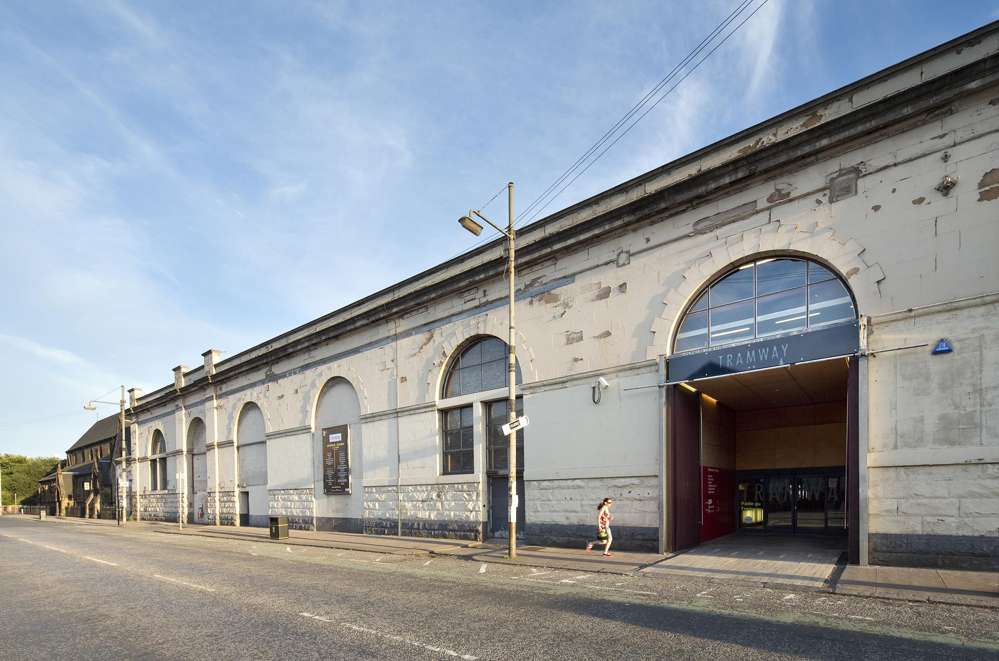 Tramway, Theatre, Glasgow