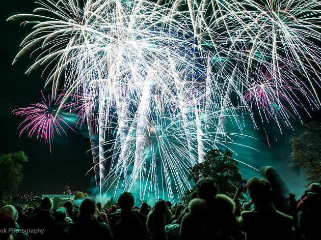 Things to do on New Year's Eve in London