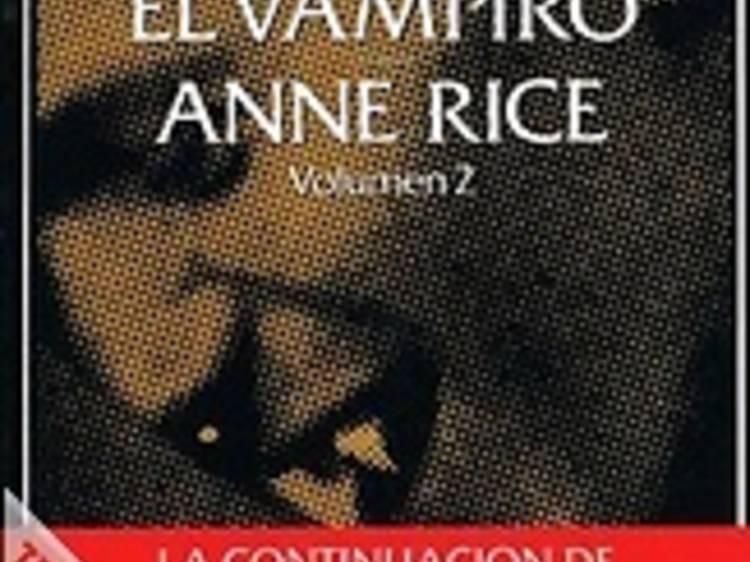 Lestat el Vampiro, de Anne Rice (1985)