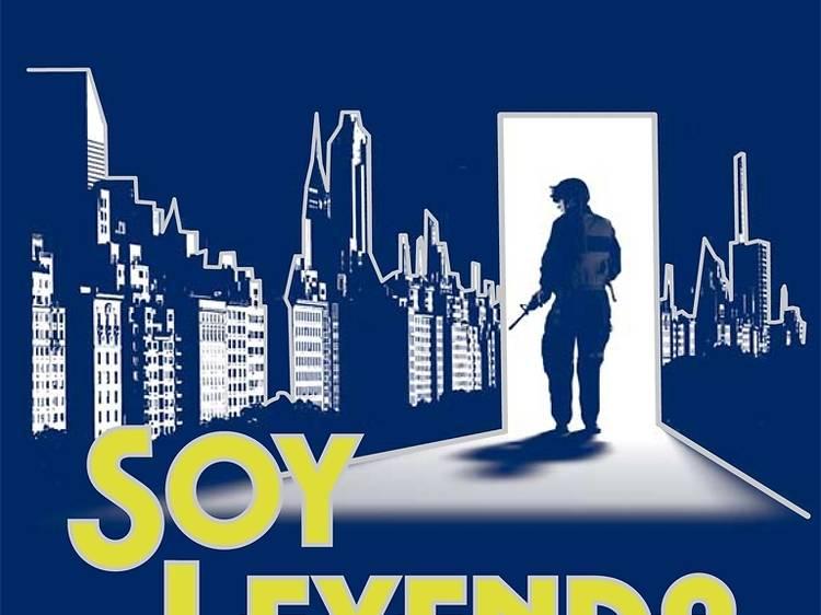 Soy Leyenda, de Richard Matheson (1954)