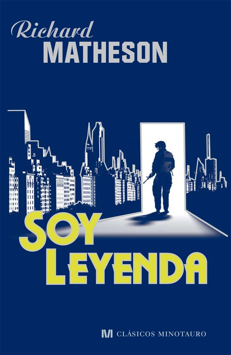 Sóc Llegenda, de Richard Matheson (1954)