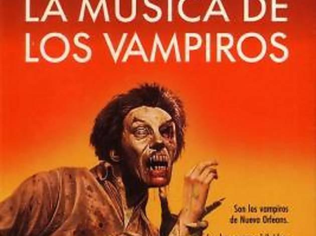 La música de los vampiros, de Poppy Z. Brite (1992)