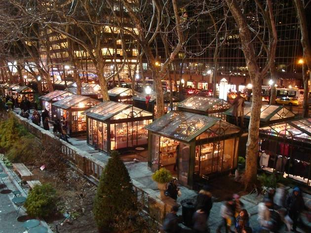 First Annual Winter Carnival coming to Bryant Park next weekend!