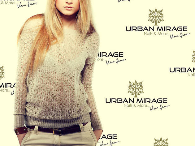 Beauty salon Urban Mirage Geneva
