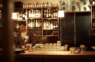 Café des Amis is a cafe and bar in Zurich