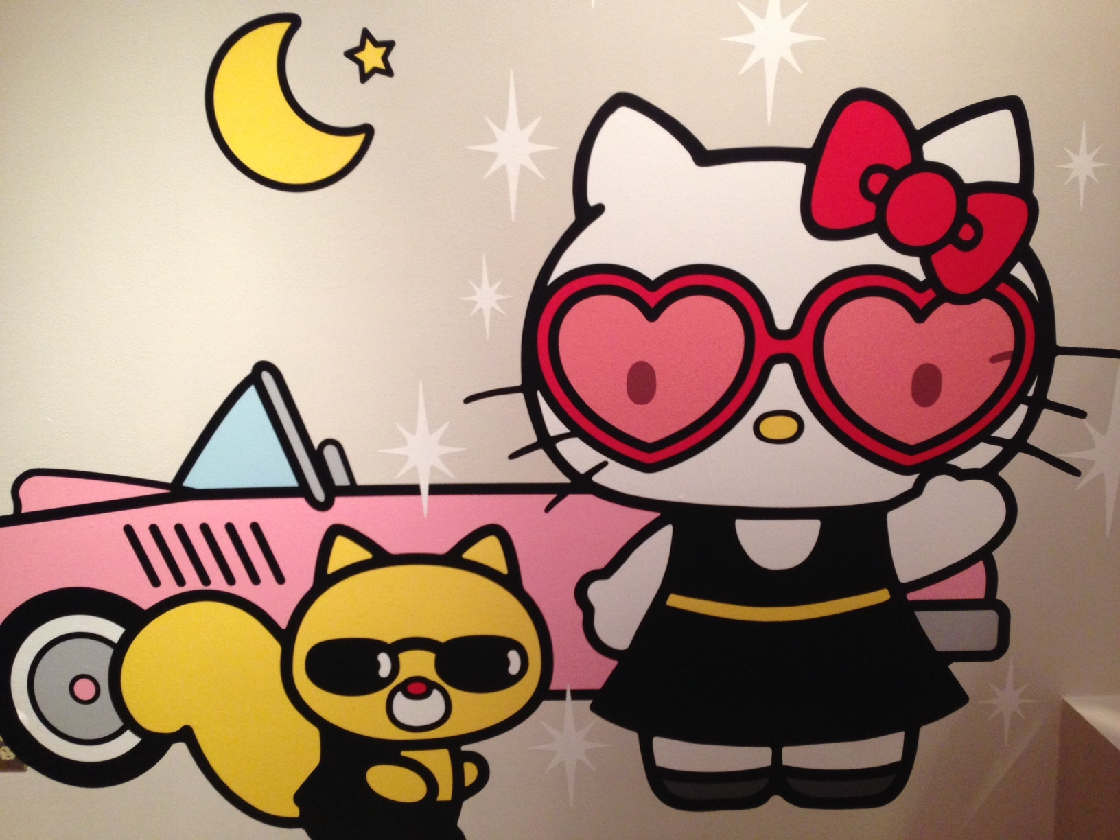 Hello Kitty: Why No Mouth?