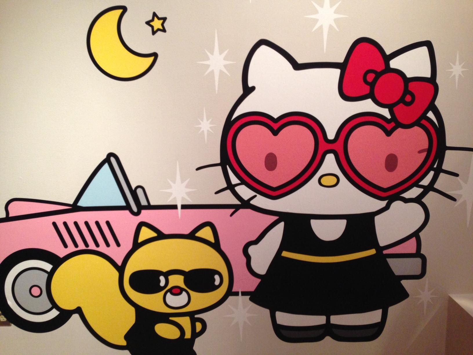 Hello Kitty at the JANM