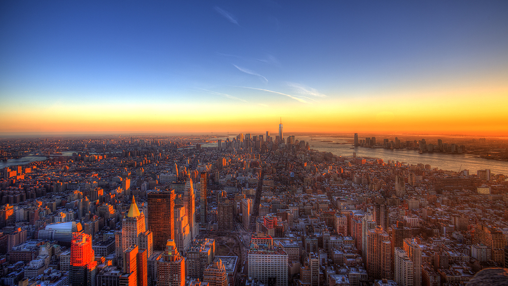 See a sunset nyc tourists will rave about with our pick of for Things to doin nyc