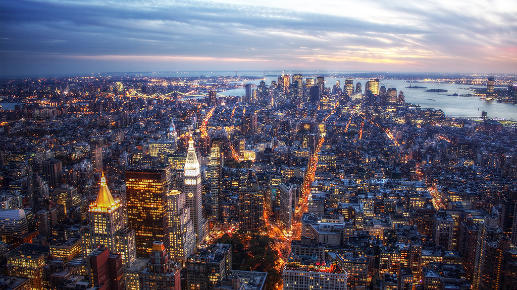 Ten reasons not to leave New York, EVER