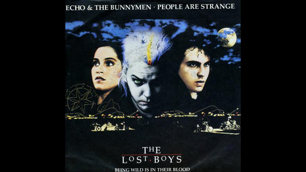 "12. ""People are Strange"" by Echo and the Bunnymen"