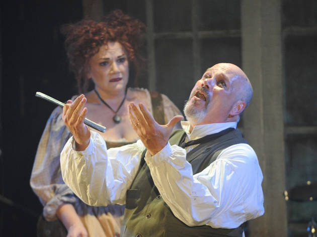 Sweeney Todd at Porchlight Music Theatre
